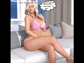 3d comic cuckold wife in need of bbc while husbands away