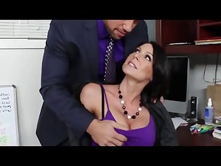 kinky kendra lust works her way up the corporate ladder