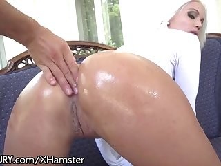 21sextury cecilia scott drilled in her big oiled booty