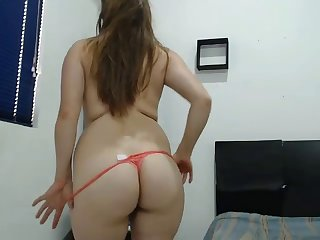 hot latina wife dancing teasing big ass for free on cam