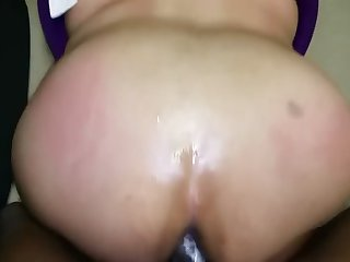 fat mexican bitch first time anal...made her a beliver