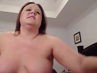 horny bbw courtney squeezing sweet nipples for milk